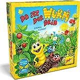 Noris Spiele Zoch 601132100 - Da ist der Wurm drin , Kinderspiel des Jahres 2011