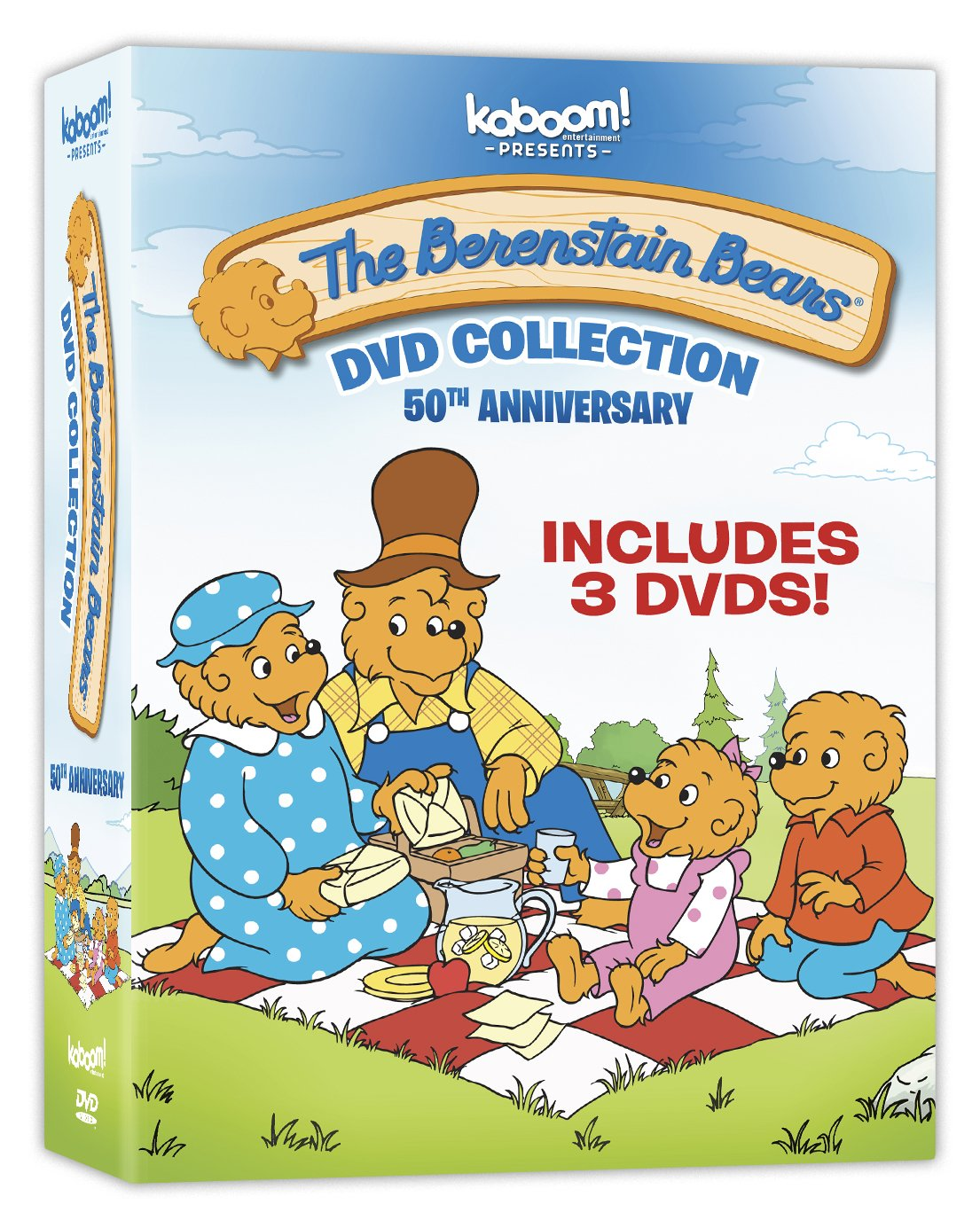 Berenstain Bears Box Set by Sony Pictures Home Entertainment