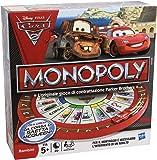 Hasbro - Monopoly Cars 2 Juego de Empresa