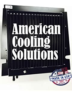 Amazon com: NEW Replacement 87611122 Charge Air Cooler for
