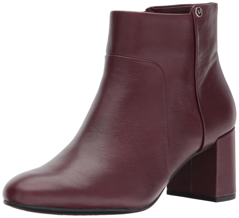Taryn Rose Women's Camille Silky Cow Fashion Boot B071K1B4R4 10.5M Medium US|Wine