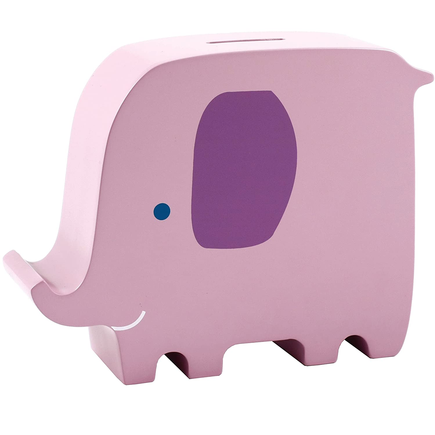moby whale fun friends Holz Spardose Pearhead 40002