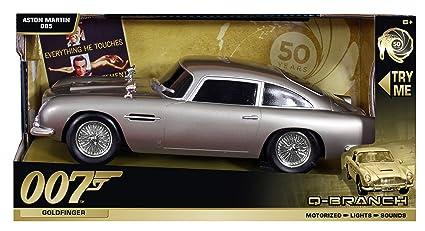 Amazon Com Toy State James Bond Light And Sound Q Branch Aston