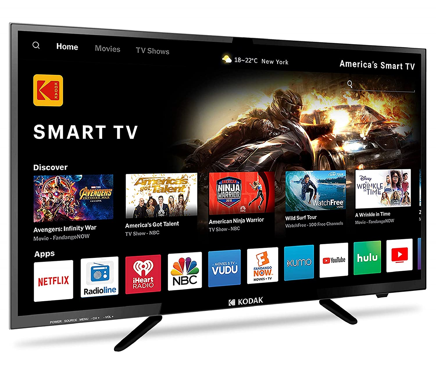 What are LED and OLED TVs?