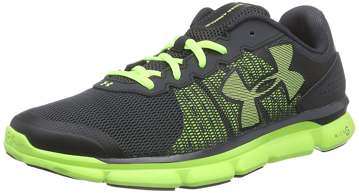 Under Armour Men's Ua Micro G Speed Swift B00ZV9TS08 11 D(M) US|Anthracite/Green