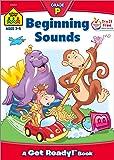 Beginning Sounds Workbook Grade P (Get Ready Books)