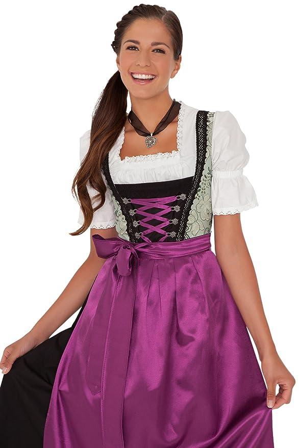 Amazon Dirndl Womens 3 Piece Balconette Style Longer Length Clothing