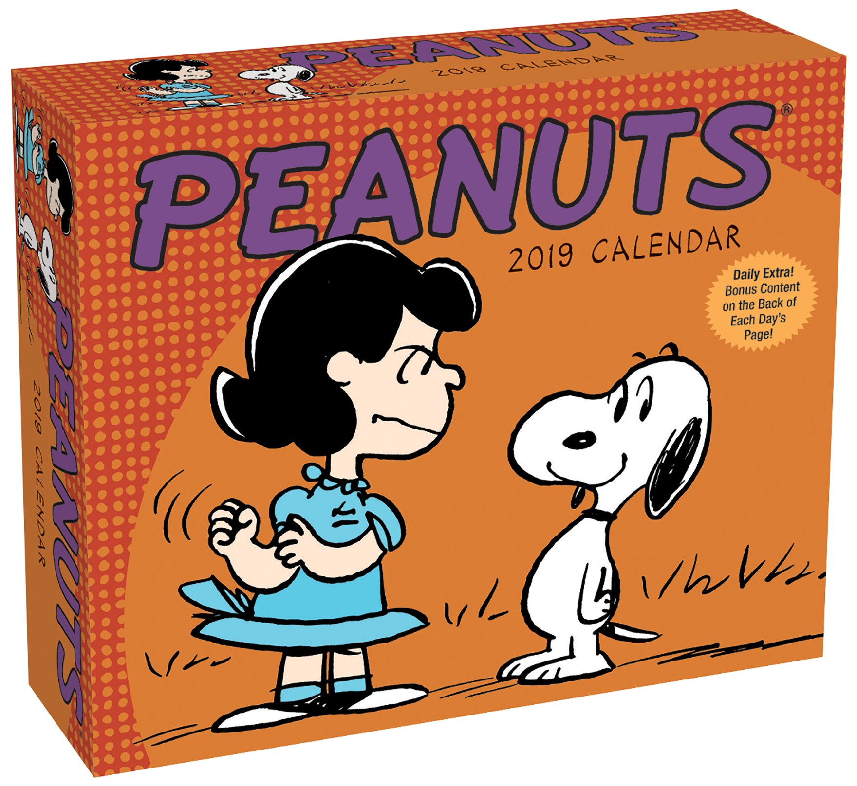 Peanuts 2019 Day-to-Day Calendar: Peanuts Worldwide LLC ...