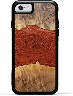 product image for One-of-A-Kind - Wood + Resin - iPhone 8 / iPhone 7 / iPhone 6s Wood+Resin Traveler Protective Phone Case