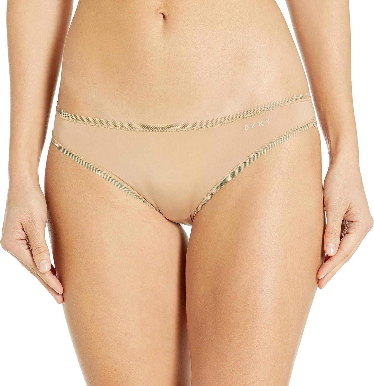 DKNY Womens Litewear Low Rise Bikini