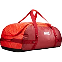 Thule Chasm Bag, Red Feather/Orange, 130 L