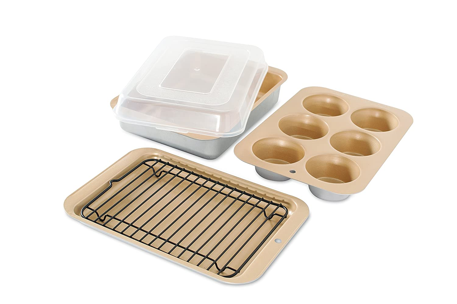 Nordic Ware Toaster Oven 5-Piece Set 43215