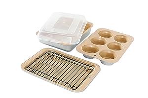 Nordic Ware Compact Ovenware 5 piece Set