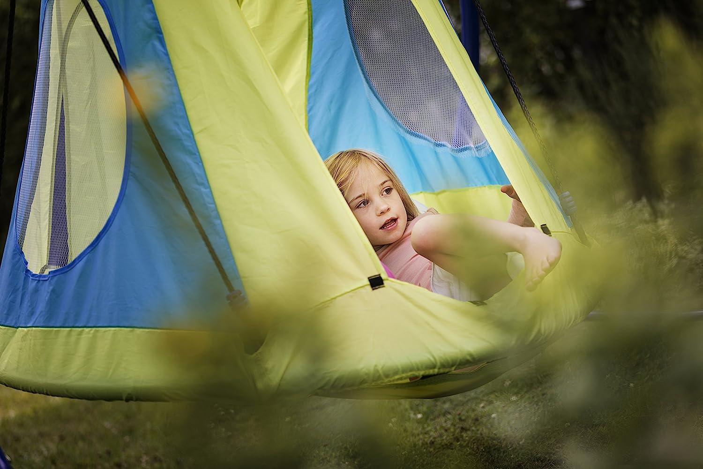Zelt Nestschaukel SHADE Netzschaukel Gartenschaukel Schaukel Sonnenschutz