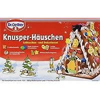 Dr. Oetker Knusper Häuschen, 1er Pack (1 x 335 g)