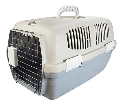 Bonnington Plastics Kingfisher KATC1 - Transportín pequeño para mascotas