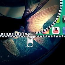 Zipper Lock Screen Fish : Wallpaper Zip Screen Lock