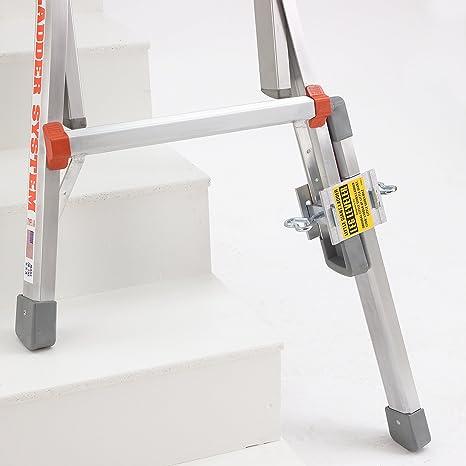 Little Giant - Accesorio nivelador para escaleras: Amazon.es: Bricolaje y herramientas