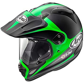 Casco Arai Tour-X4 Route verde (M)