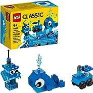 LEGO Classic Creative Blue Bricks 11006 Kids' Building Toy Starter Set with Blue Bricks to Inspire Imaginative Play, New 202