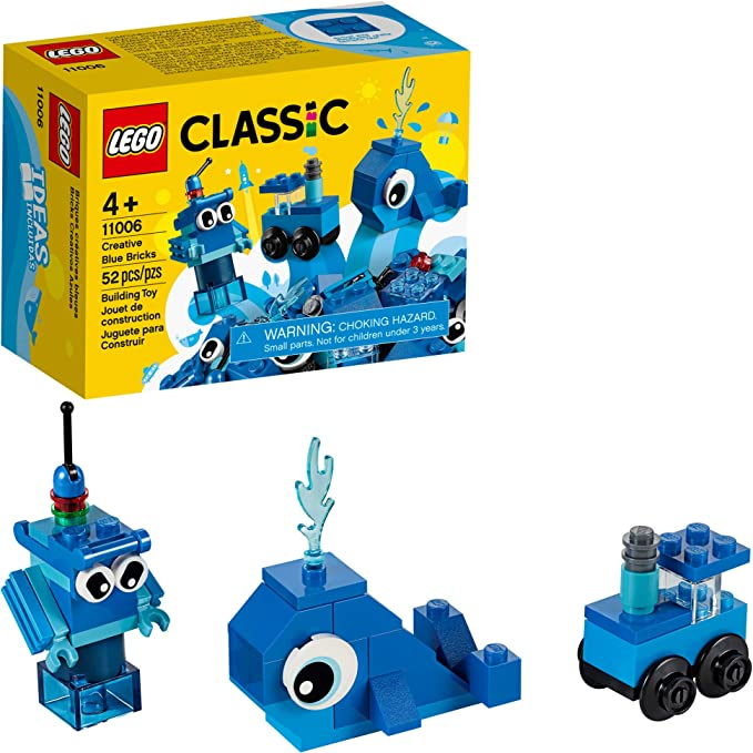 Lego ® Classic 11007 verde creativo-set /& nuevo con embalaje original!