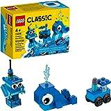 Lego Classic Peças Azuis Criativas 11006