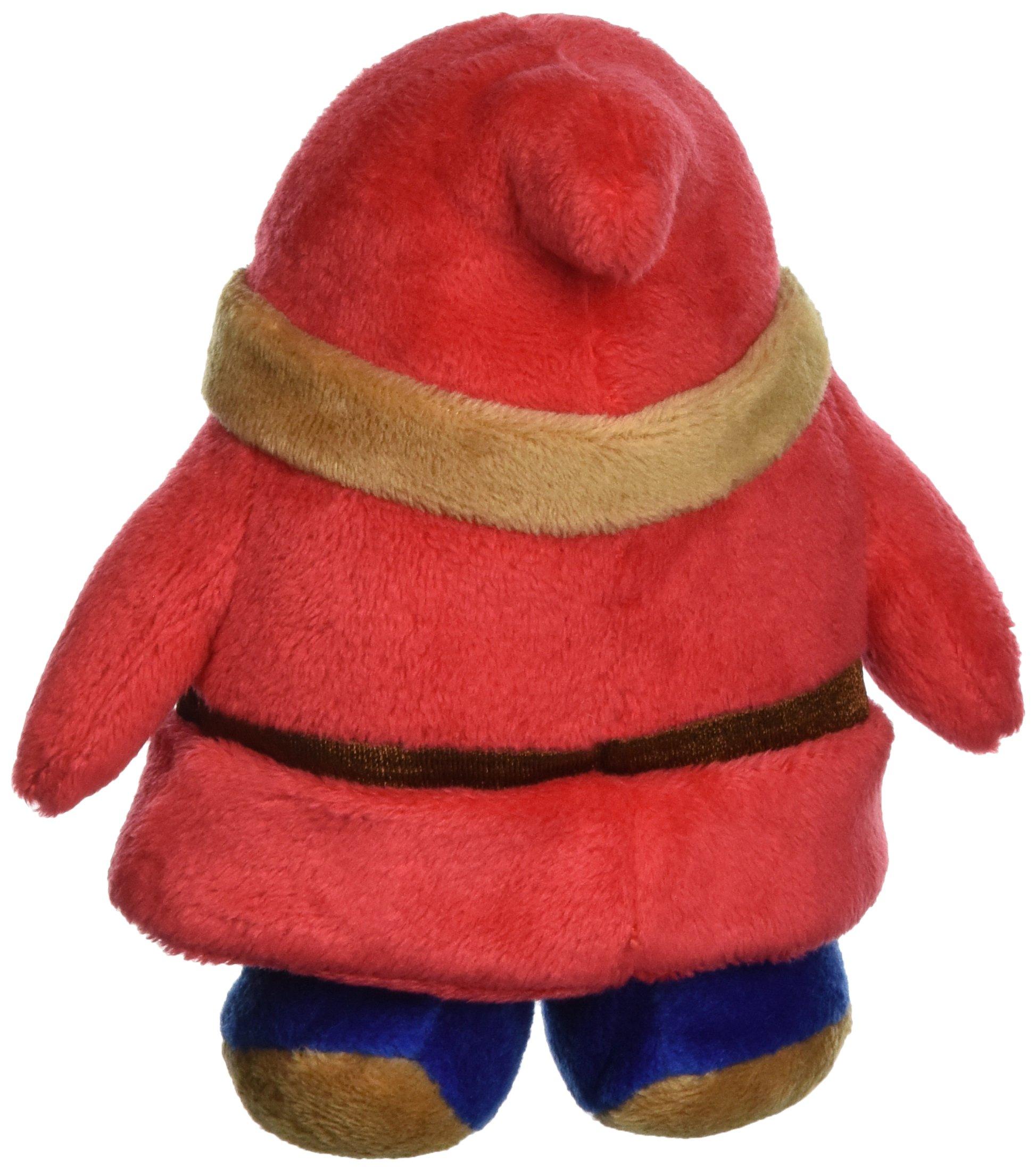 Shy Guy Stuffed Plush Toy 1x Sanei AC25 Super Mario All Star Collection