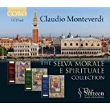 Montiverdi: The Selva Morale e Spirituale Collection [The Sixteen; Harry Christophers ] [Coro: COR16156]