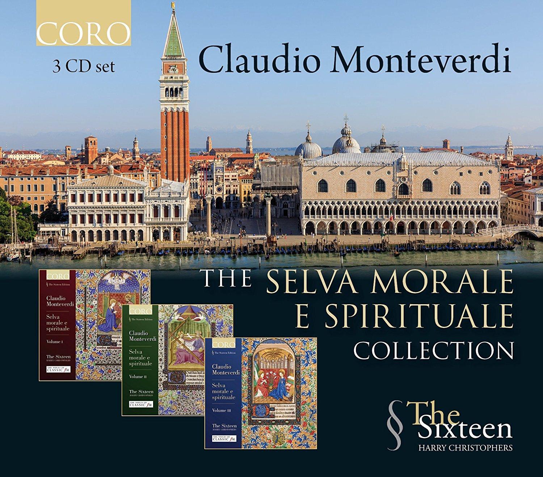 Selva Morale e Spirituale Collection (3CD)