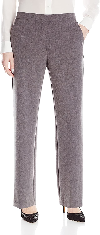 Briggs New York Womens Petite All Around Comfort Pant
