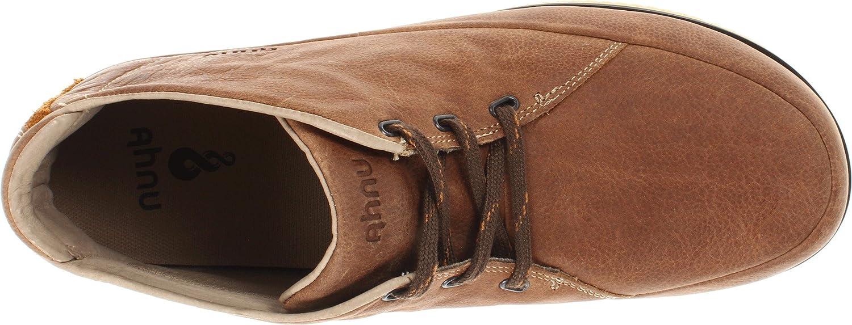 Ahnu Mens Harris Lace-Up Sneaker