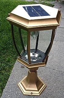 Kendal Large Outdoor Solar Powered Led Light Lamp Sl 8404