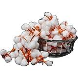 The Holy Mart 600-Piece Kesar Cotton Wicks (White)