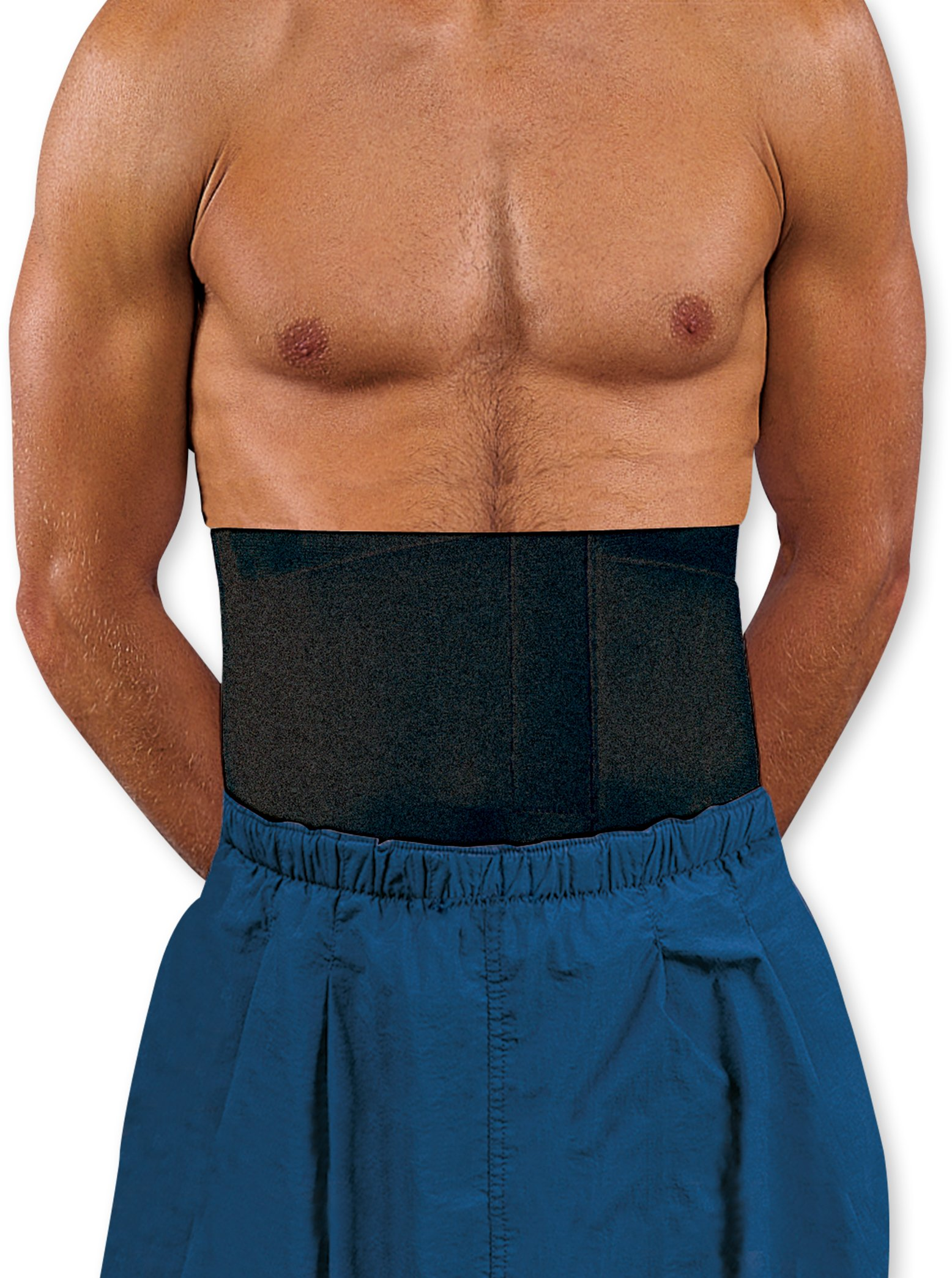 WellWear Elastic Back Support, One Size