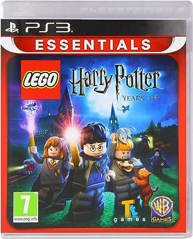 PS3 LEGO Harry Potter Years 1-4: Amazon.es: Videojuegos
