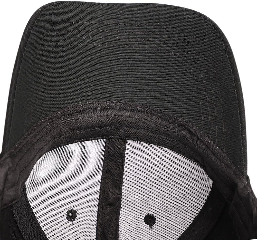 in denim Itoda traspirante con visiera per bambini dai 3 ai 10 anni berretto da baseball per bambini e bambine regolabile