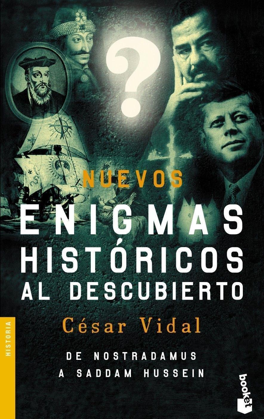 Nuevos enigmas históricos al descubierto Divulgación: Amazon.es ...