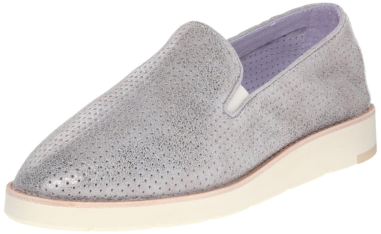 Johnston & Murphy Women's Paulette Shoe B010N9TC74 9 B(M) US|Silver Metallic