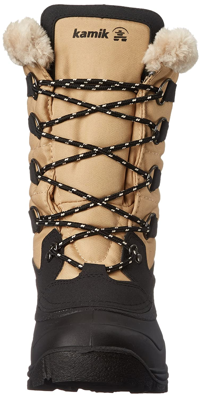 Kamik Women's Shellback Insulated Winter Boot B00RW5L8JS 7 B(M) US|Tan