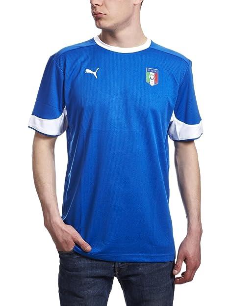 Puma Esito II Shirt blau: : Sport & Freizeit