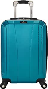 Skyway Pescadero Spinner Luggage, Peacock, Carry-On 20-Inch