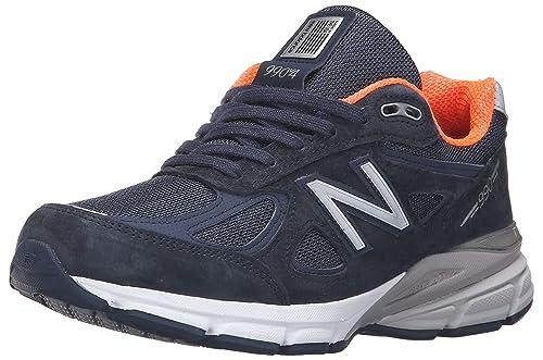 pas mal 31646 4b38f New Balance W990v4 Chaussures de Course pour Femme: Amazon ...