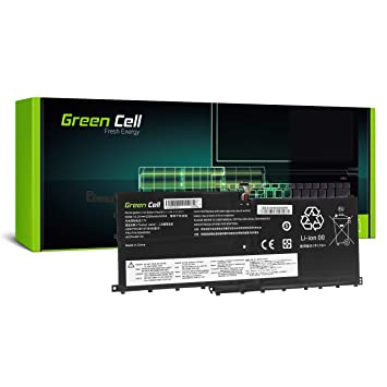 Green Cell® Batería para Lenovo ThinkPad X1 Yoga 1st Gen ...