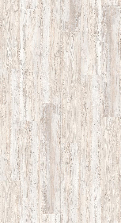 einfache Verlegung Parador Klick Vinyl Bodenbelag Basic 4.3 Eiche Infinity Natur Landhausdiele Lebhafte Struktur Synchronpore 2,383m/² hochwertige Holzoptik mittel braun 4,3mm