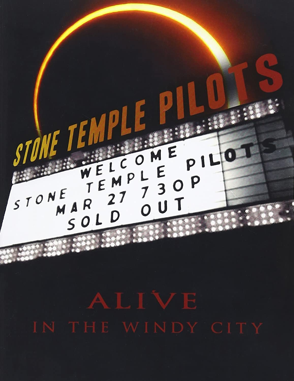 Amazon.com: Stone Temple Pilots: Alive in the Windy City DVD: Stone Temple  Pilots: Movies & TV