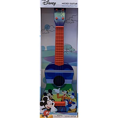 Disney Mickey Guitar Interesting Music Toys: Toys & Games