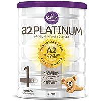 a2 Milk Platinum Infant Formula Stage 1, 900 g