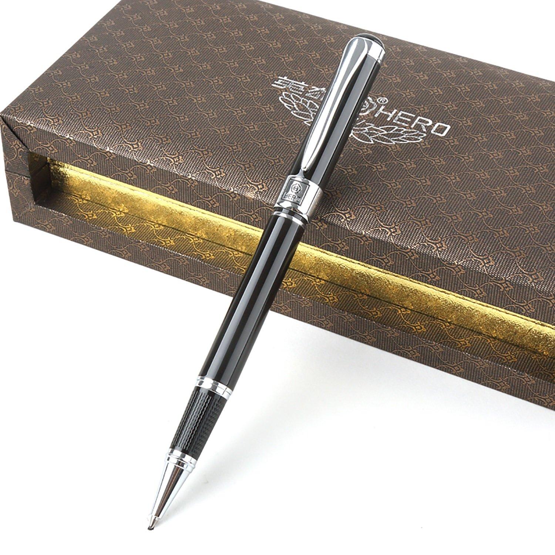 ZXDOP Escritura de la pluma de la pluma Negocio Negocio del metal Negocio Negocio de los hombres de gama alta con la pluma del regalo de la pluma de Marlboro 8cbb5e