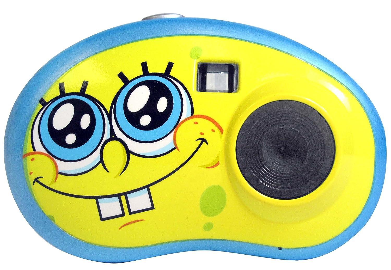 Sakar 88062-GRO - Spongebob ROTen Kamera