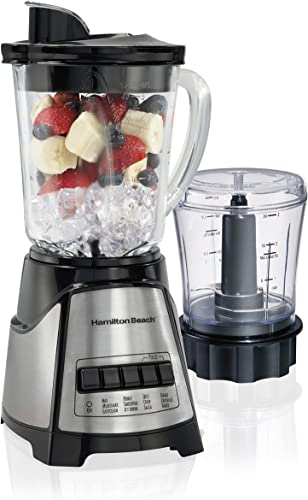 Hamilton-Beach-Power-Elite-Blender-with-40oz-Glass-Jar-and-3-Cup-Vegetable-Chopper